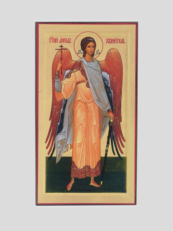 Ангел Охоронець (ростова ікона)