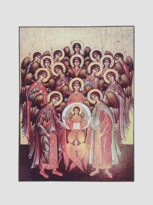 Собор Архістратига Михаїла та інших Небесних Сил безтілесних