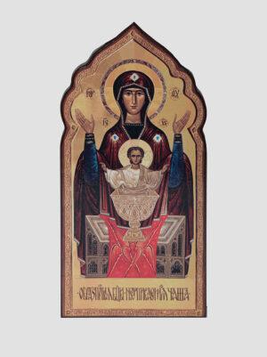"""""""Невипивана Чаша"""" ікона Божої Матері (О.Малінка)"""