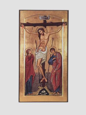"""Ікона """"Розп'яття Ісуса Христа"""""""