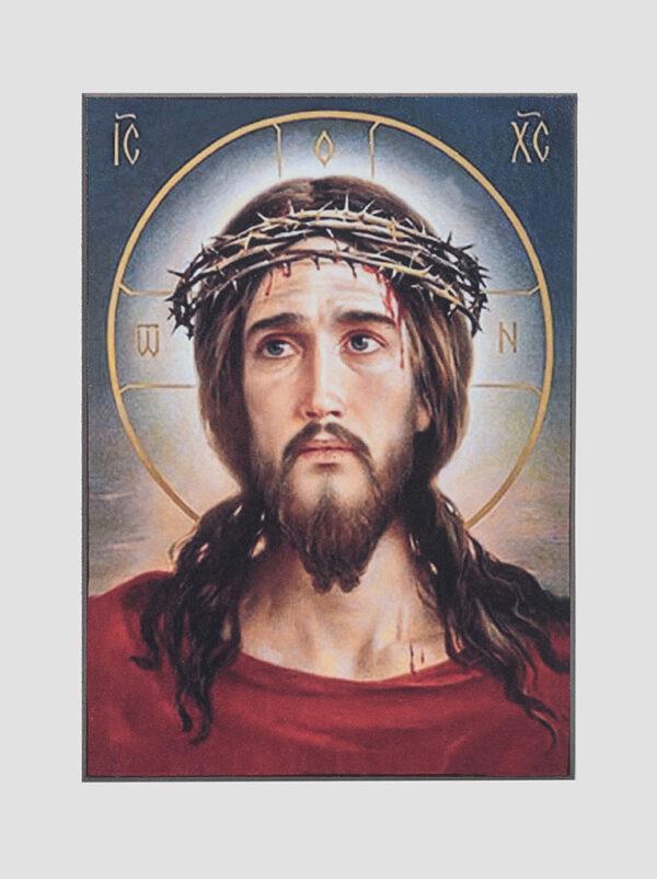 """Ікона """"Ісус Христос в терновому вінку"""""""