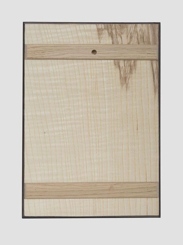 """Ікона """"Христос Пантократор"""" (Хіландарський), XIII ст. задня стінка"""