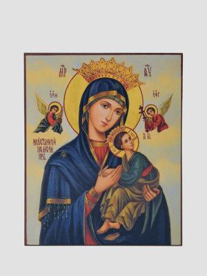"""""""Неустанної помочі"""" ікона Божої Матері"""