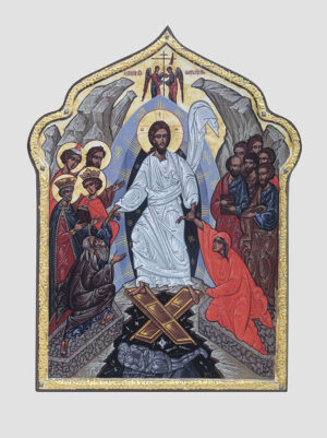 """Ікона """"Воскресіння Христове"""""""