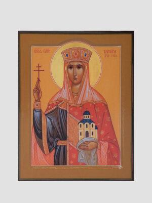 Св. Тамара, Цариця Грузії