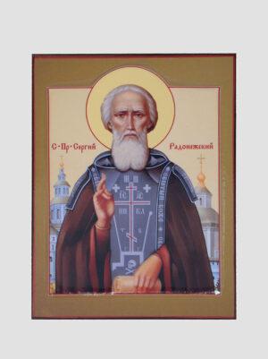 Св. Сергій Радонезький