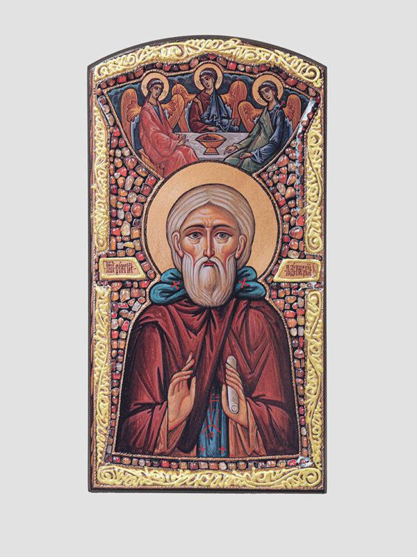 Св. Сергій Радонезький (С.Вандаловський)