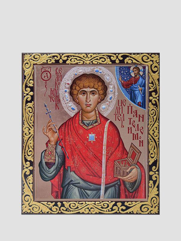 Св. Пантелеймон Цілитель (А.Малінка)