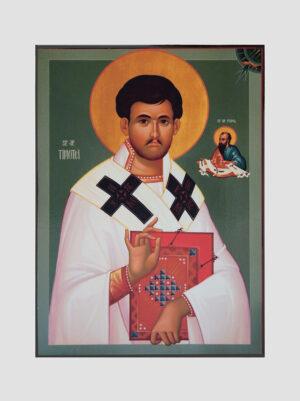 Св. Тимофій Ефеський, апостол