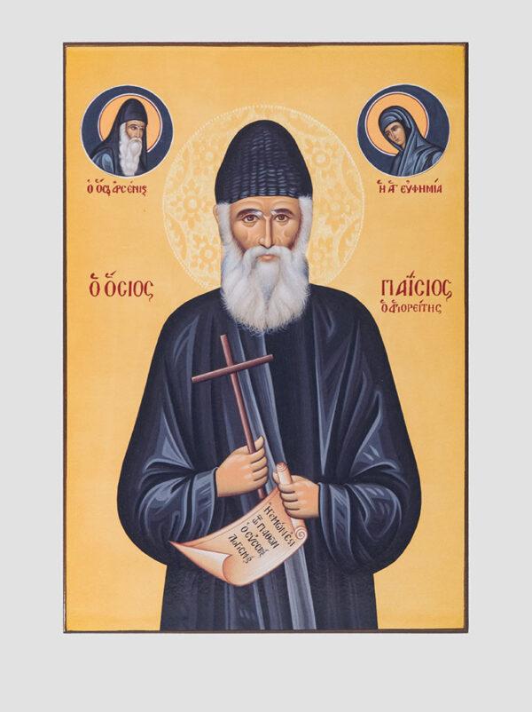 Св. Паїсій Святогорець