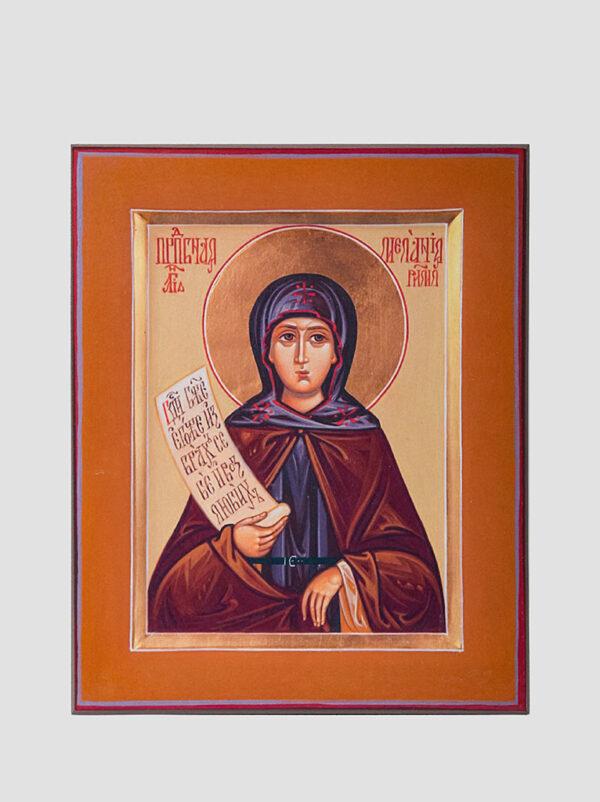 Св. Меланія Римляниня