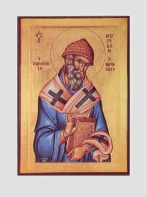 Св. Спиридон Триміфунтський Чудотворець