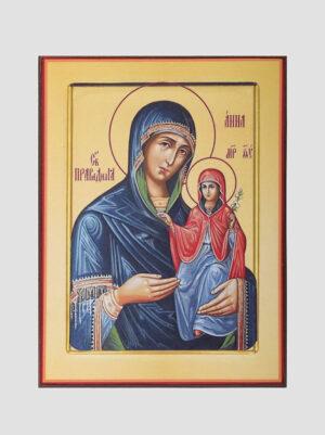 Св. Анна, мати Богородиці