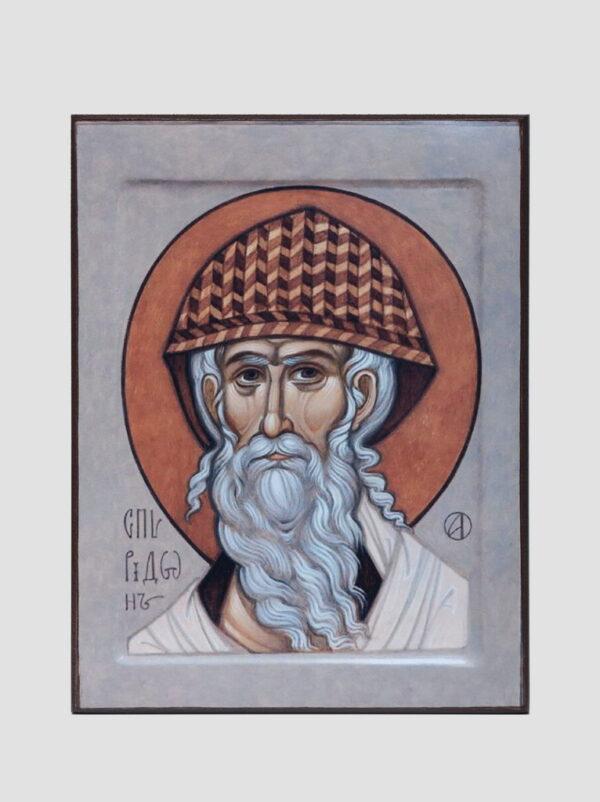 Св. Спиридон Триміфунтський (М.Шешуков)