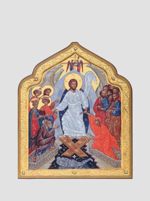 """Ікона """"Воскресіння Христове"""" (С.Вандаловський)"""