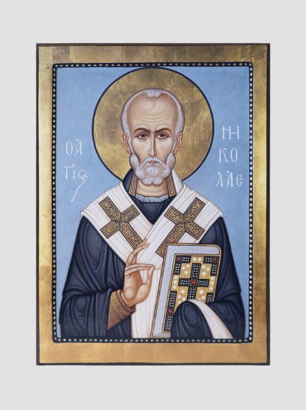 Св. Миколай Мирлікійський Чудотворець