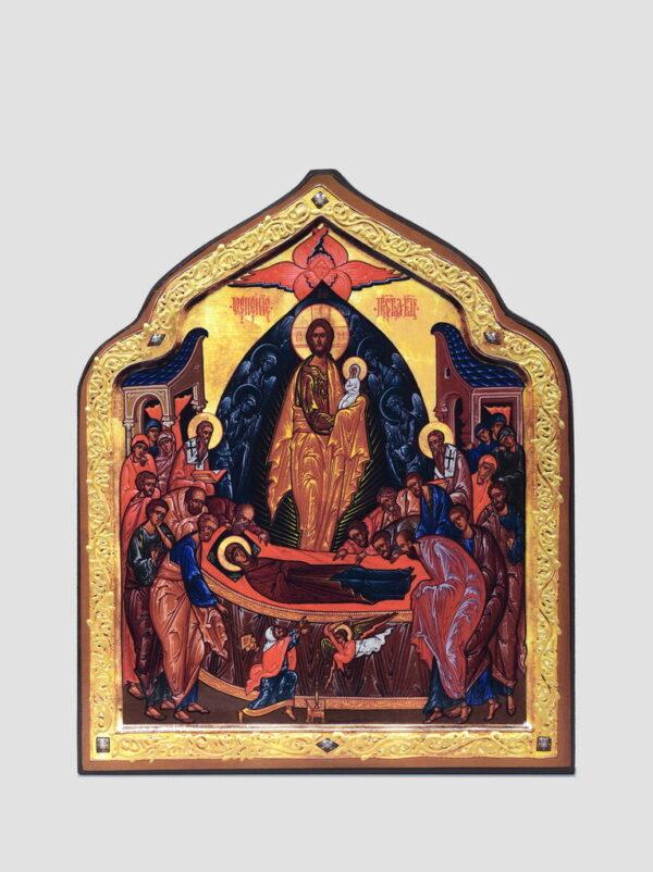 """Ікона """"Успіння Пресвятої Богородиці"""" (С.Вандаловський)"""