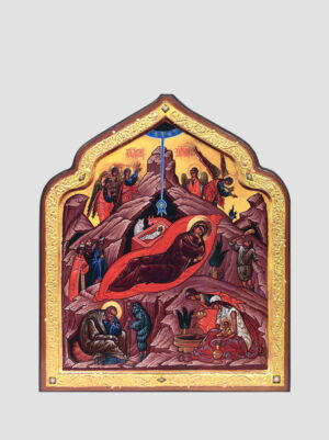 """Ікона """"Різдво Христове"""" (С.Вандаловський)"""