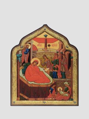 """Ікона """"Різдво Пресвятої Богородиці"""" (С.Вандаловський)"""